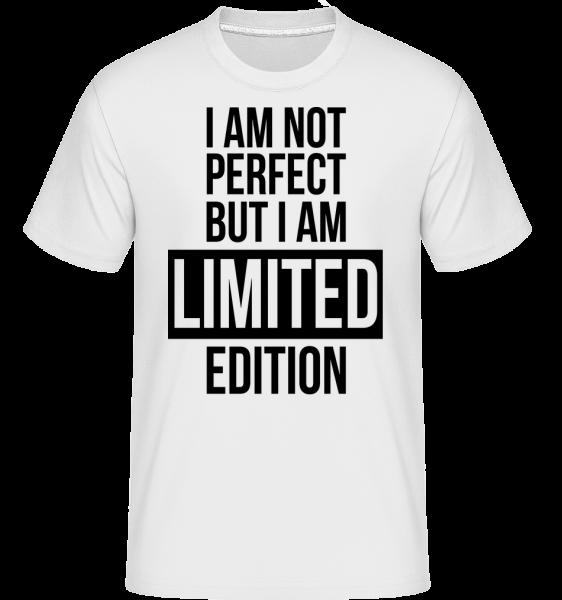Som Limited Edition - Shirtinator tričko pre pánov - Biela - Predné