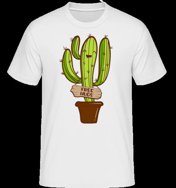 Objatie zadarmo - Shirtinator tričko pre pánov - Biela - Predné